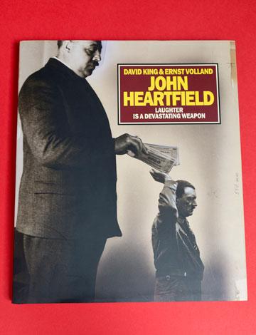 John Heartfield book | Tattersall Hammarling & Silk ...