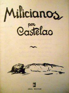 Castelao Lettering