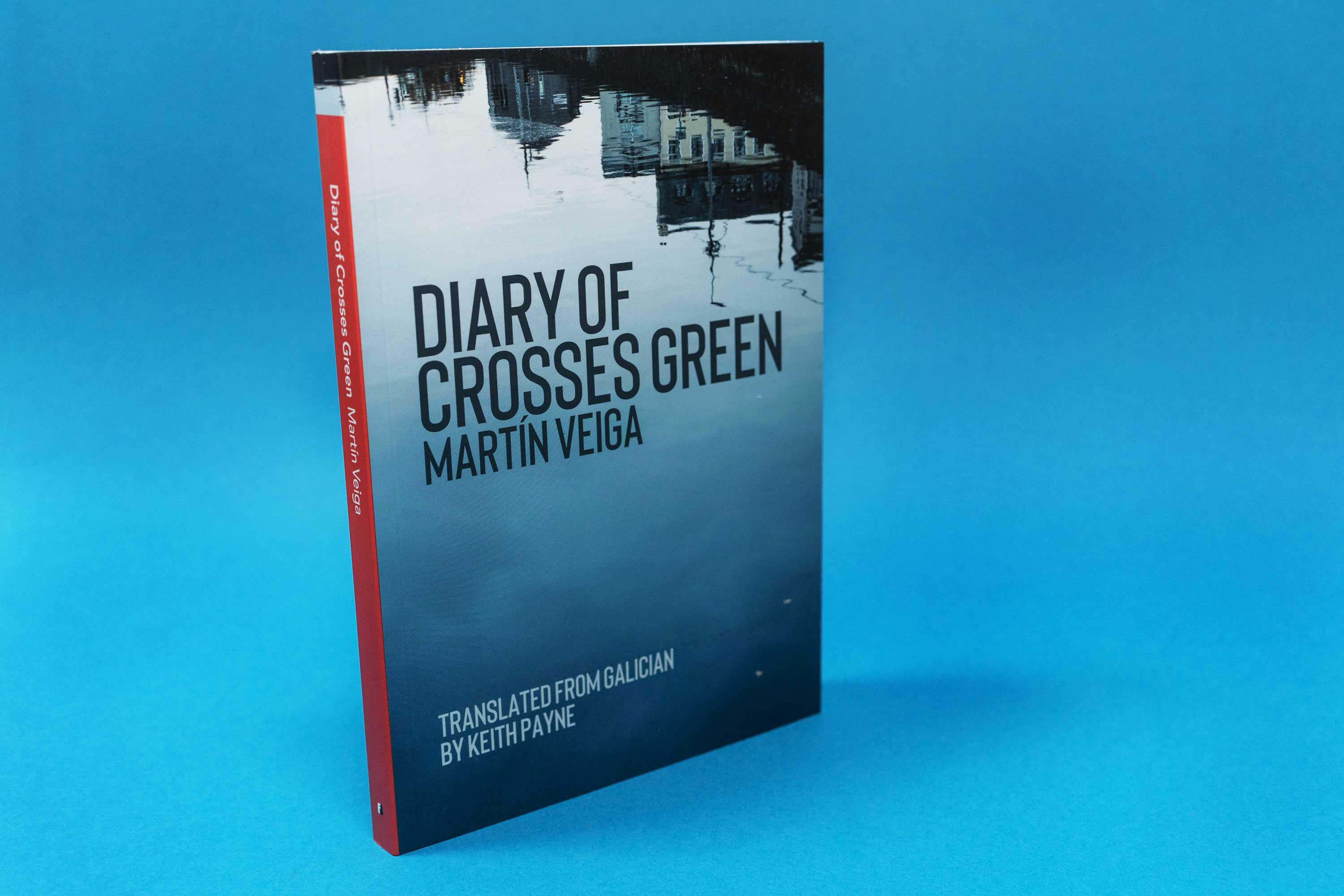 Diary of Crosses Green Galician Book