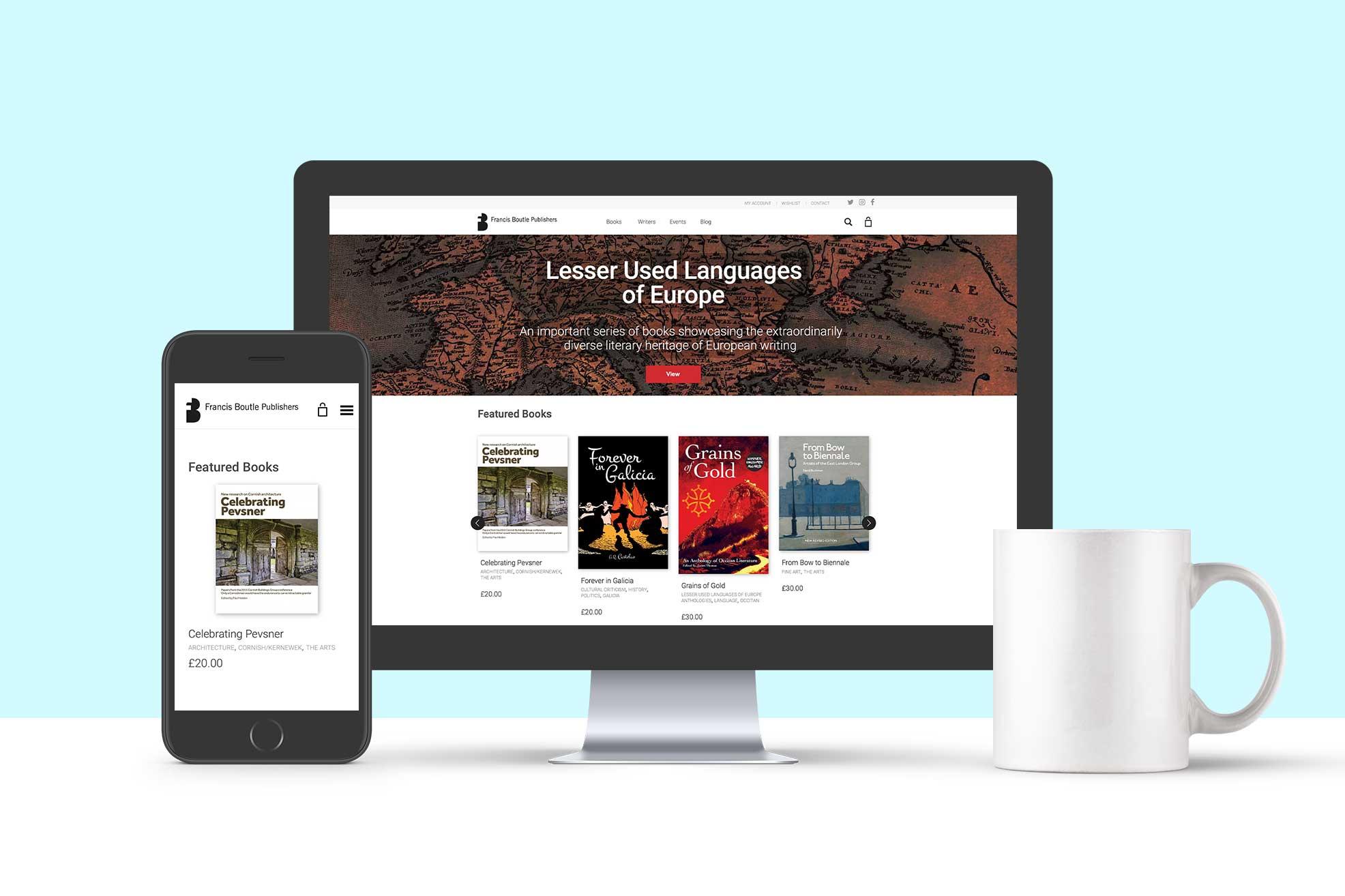 Francis Boutle Publishers website